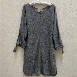 Max Edition Dolman Sleeve Casual Dress